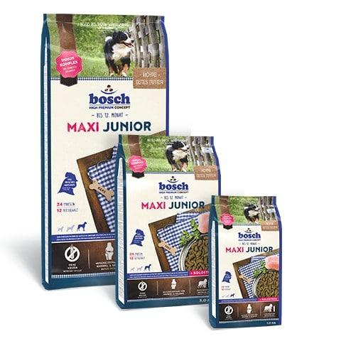 bosch maxi junior futterwolke. Black Bedroom Furniture Sets. Home Design Ideas